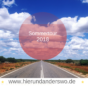 Routenplanung Sommer 2018